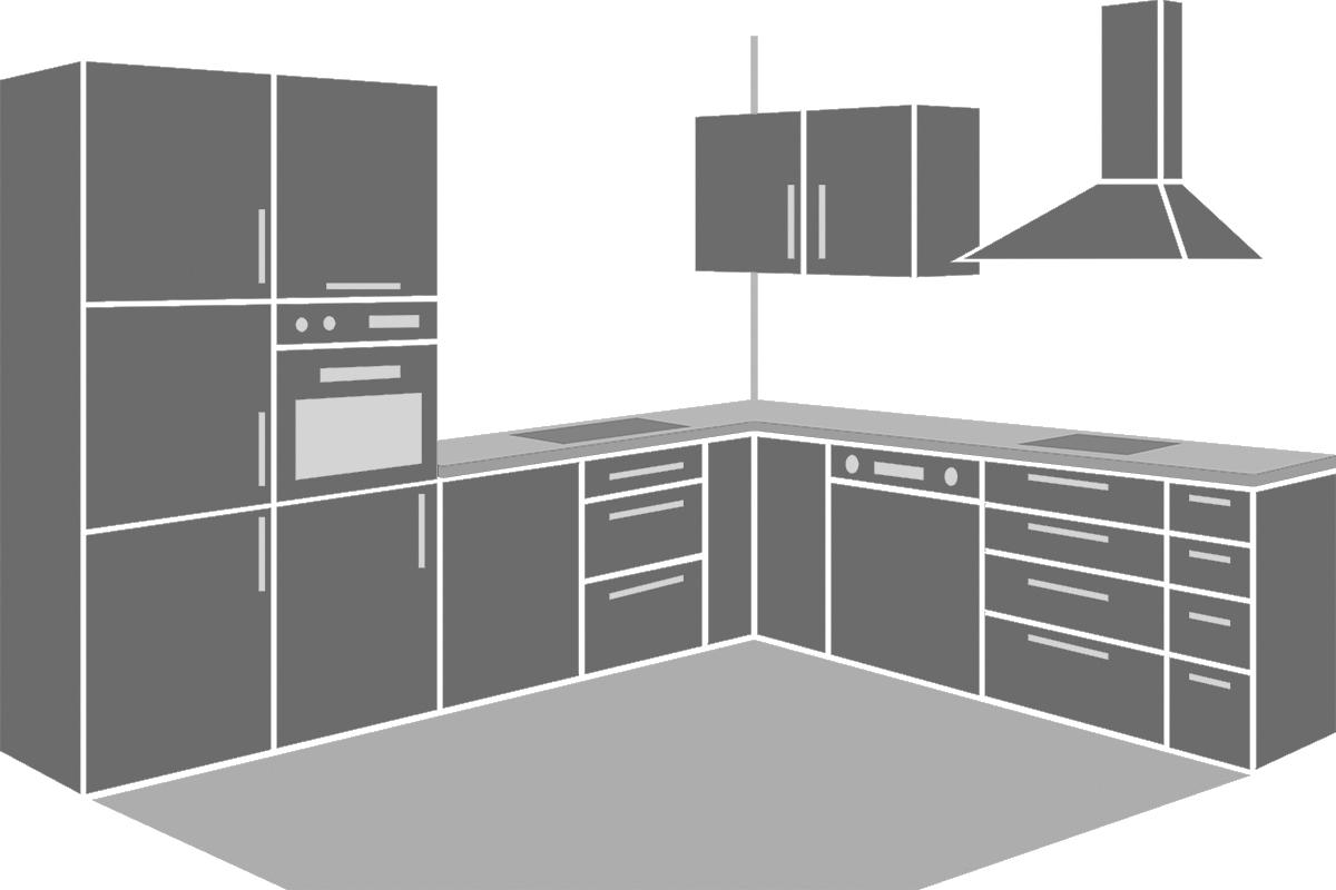 Küchenausstattung - Küche kaufen Küchenstudio Günzburg Hurler Möbel